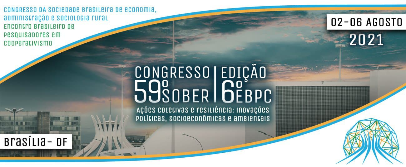 59º Congresso da SOBER & 6º EBPC 2021