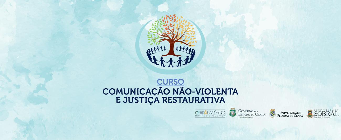 Curso Comunicação Não-Violenta e Justiça Restaurativa