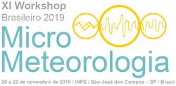 XI Workshop Brasileiro de Micrometeorologia