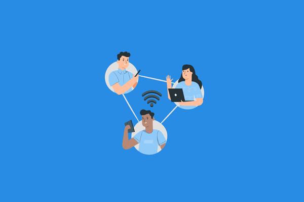 Ferramentas de interatividade para eventos