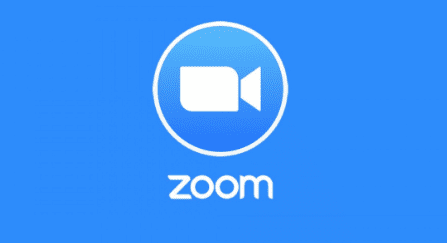 Logotipo Zoom Meetings