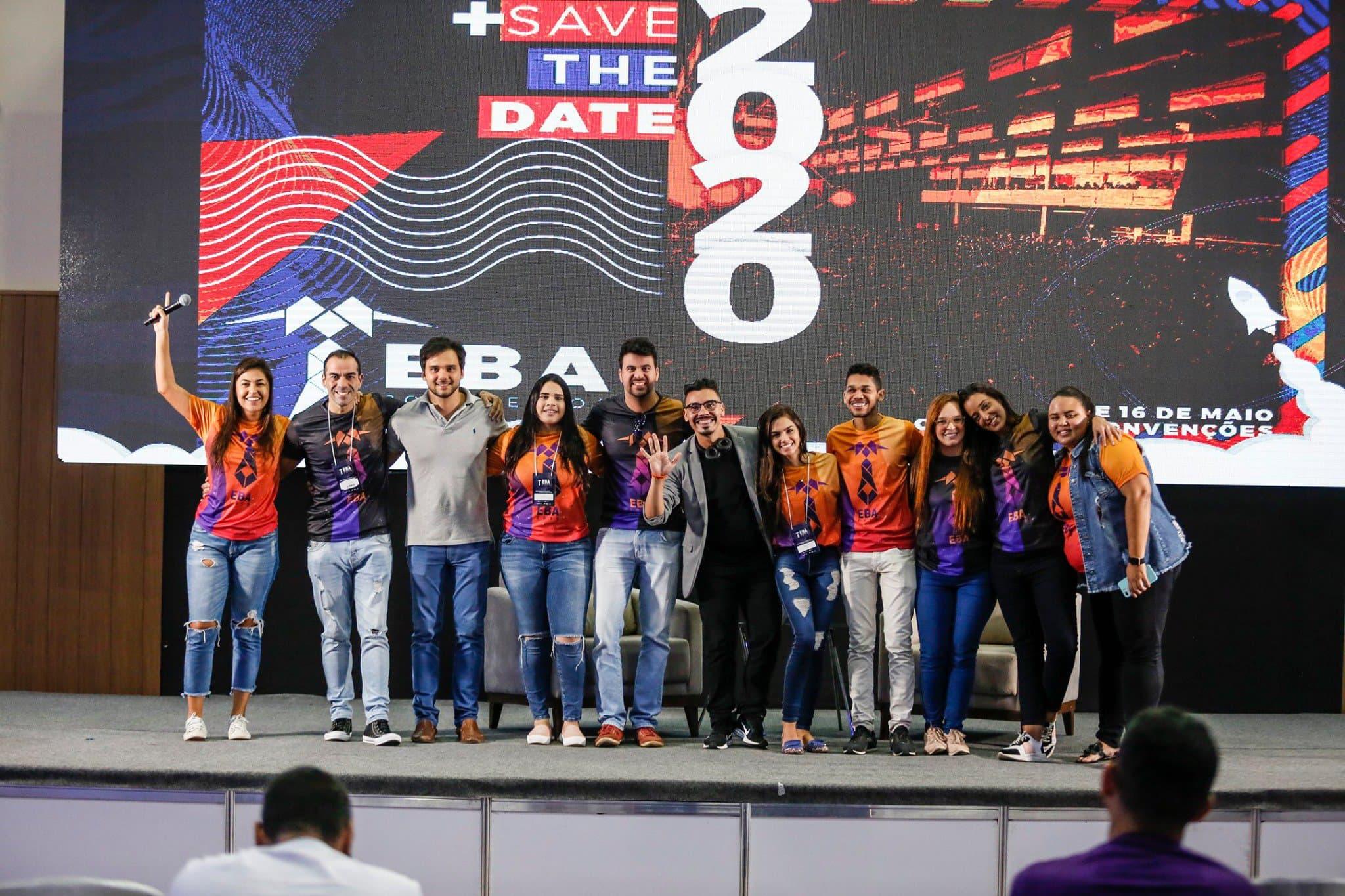 Foto do EBA 2019