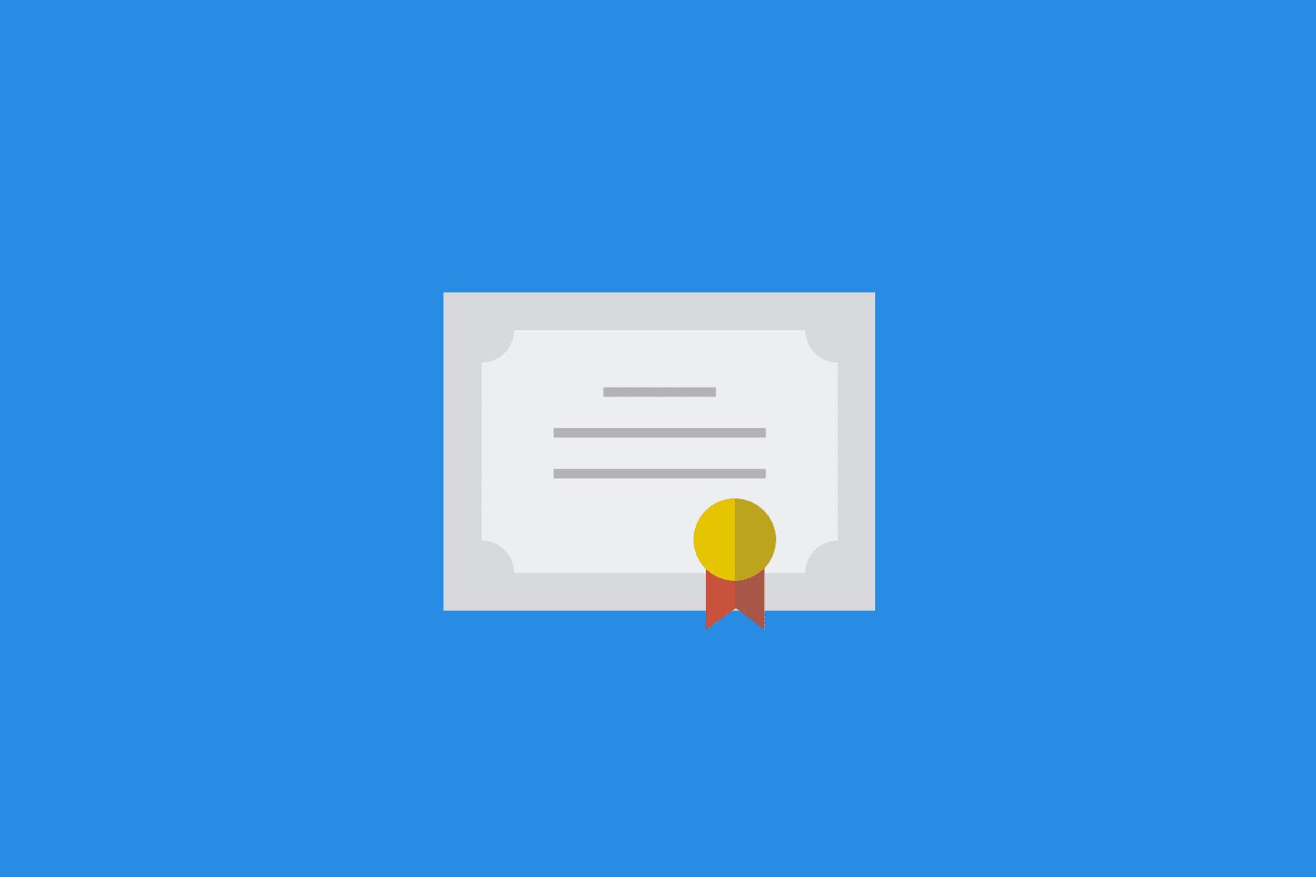 4 soluções para fazer certificados de eventos